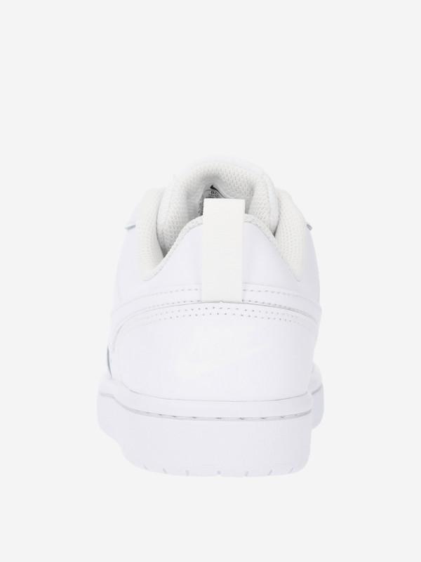 Кеды для девочек Nike Court Borough Low 2 (Gs) — фото №3