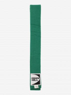 Пояс для кимоно Green Hill, 280 см Купить в Спортмастер