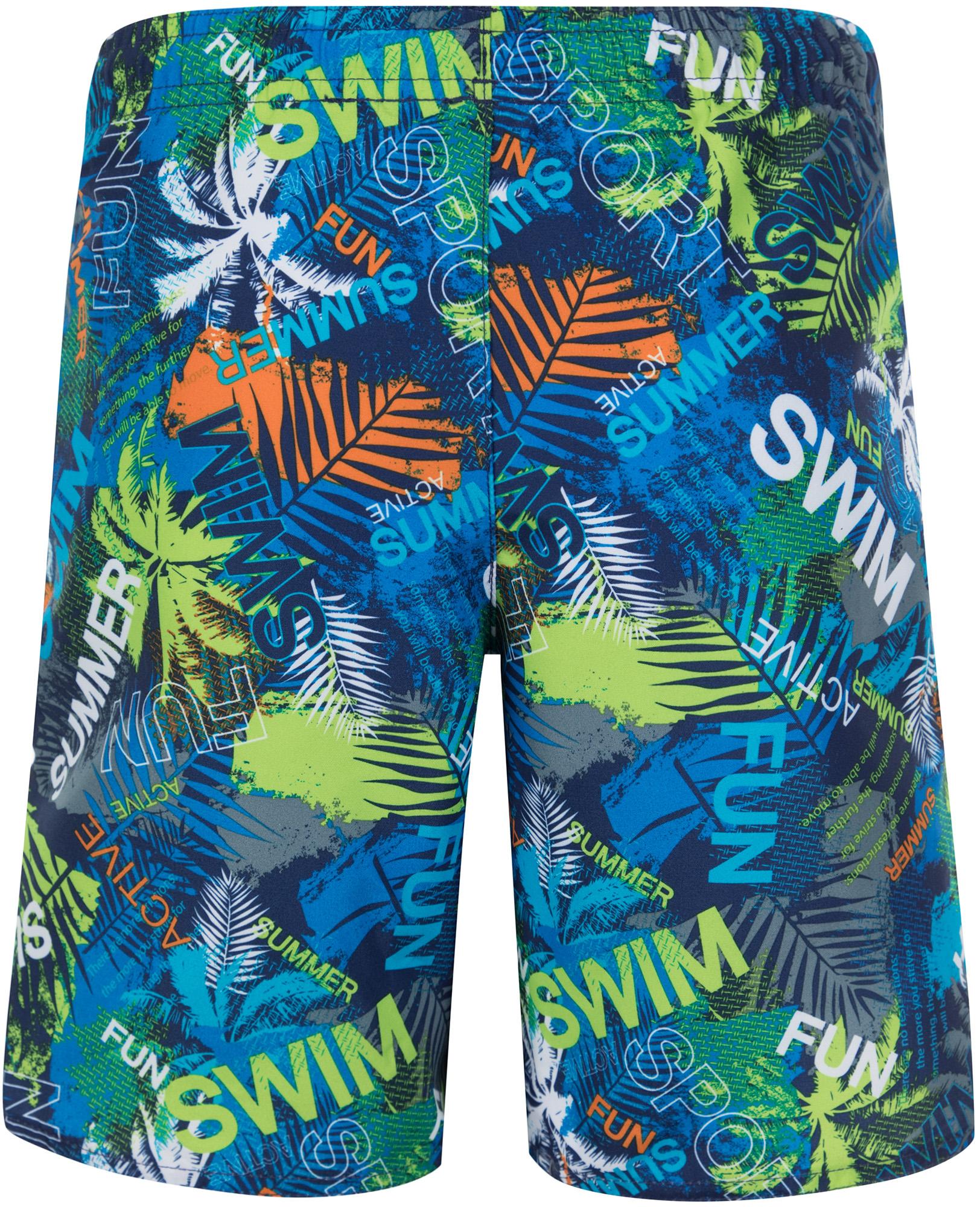 Шорты плавательные для мальчиков Joss