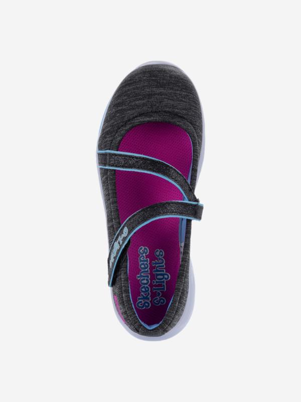 Кроссовки для девочек Skechers Litebeams-Spin — фото №6