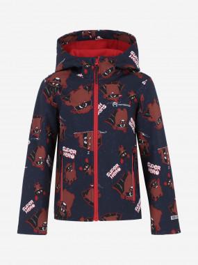 Куртка софтшелл для мальчиков Outventure Купить в Спортмастер
