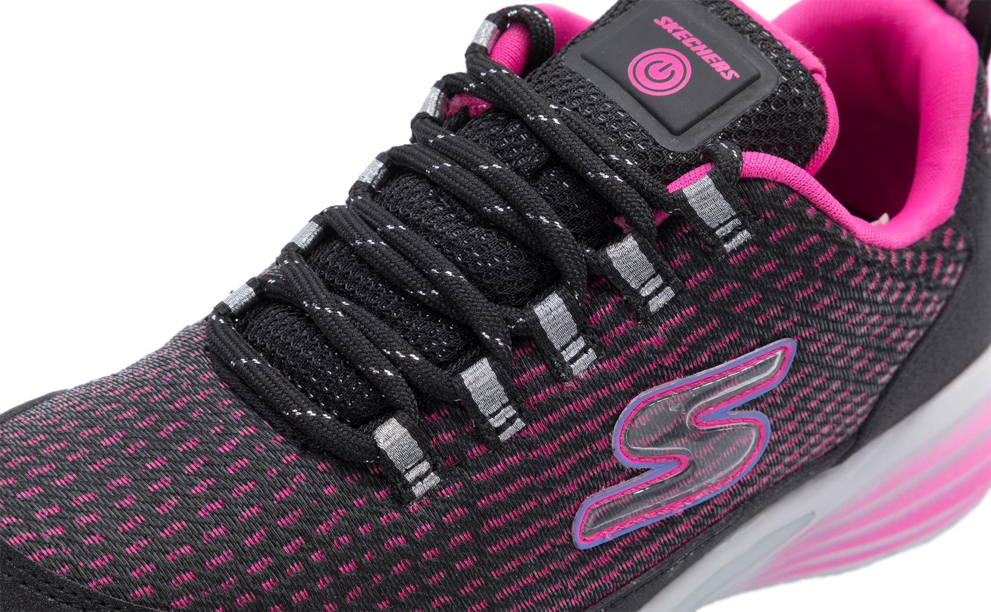 Кроссовки для девочек Skechers Luminators Luxe