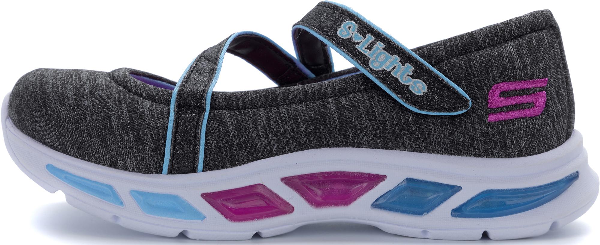 Кроссовки для девочек Skechers Litebeams-Spin