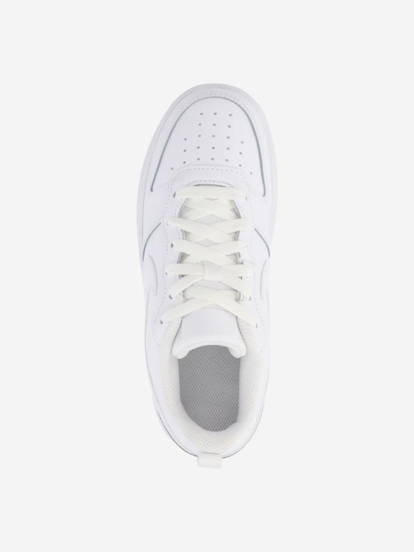 Кеды для девочек Nike Court Borough Low 2 (Gs) — фото №5