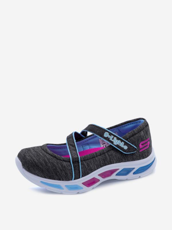 Кроссовки для девочек Skechers Litebeams-Spin — фото №3