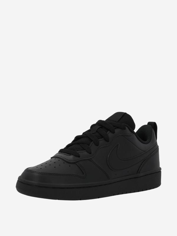 Кеды для мальчиков Nike Court Borough Low 2 (Gs) — фото №2