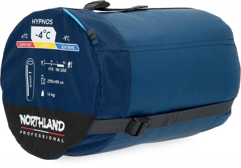 Спальный мешок Northland Hypnos -4 правосторонний — фото №19