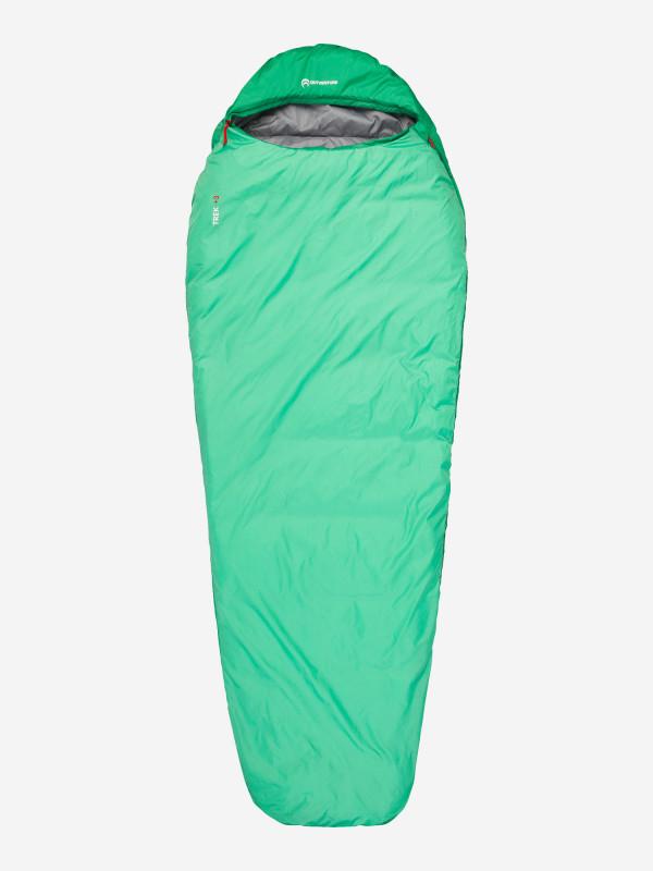 Спальный мешок Outventure TREK +3 левосторонний — фото №2