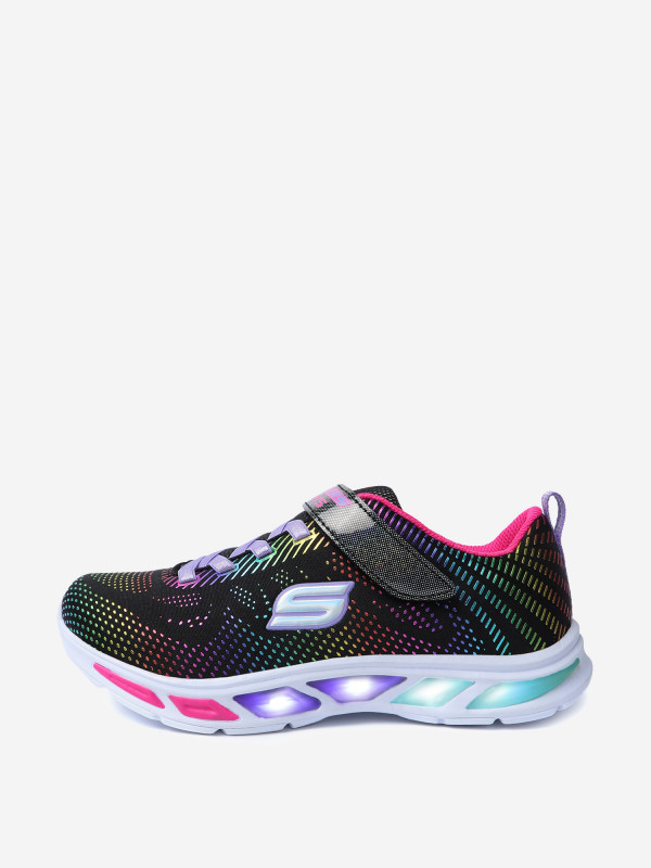 Кроссовки для девочек Skechers Litebeamsgleam N' Dream
