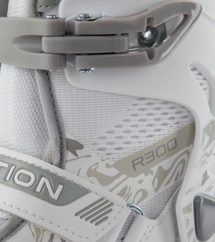Роликовые коньки женские REACTION R300W — фото №6