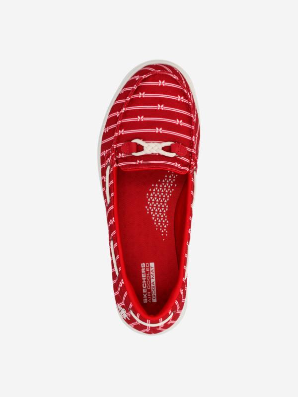 Мокасины женские Skechers Glide Ultra — фото №6