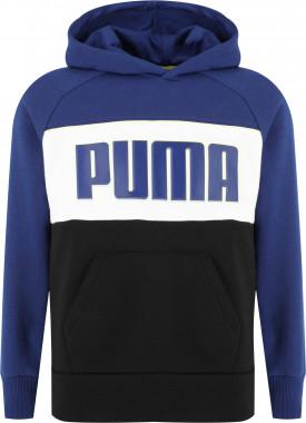 Худи для мальчиков Puma Alpha Купить в Спортмастер