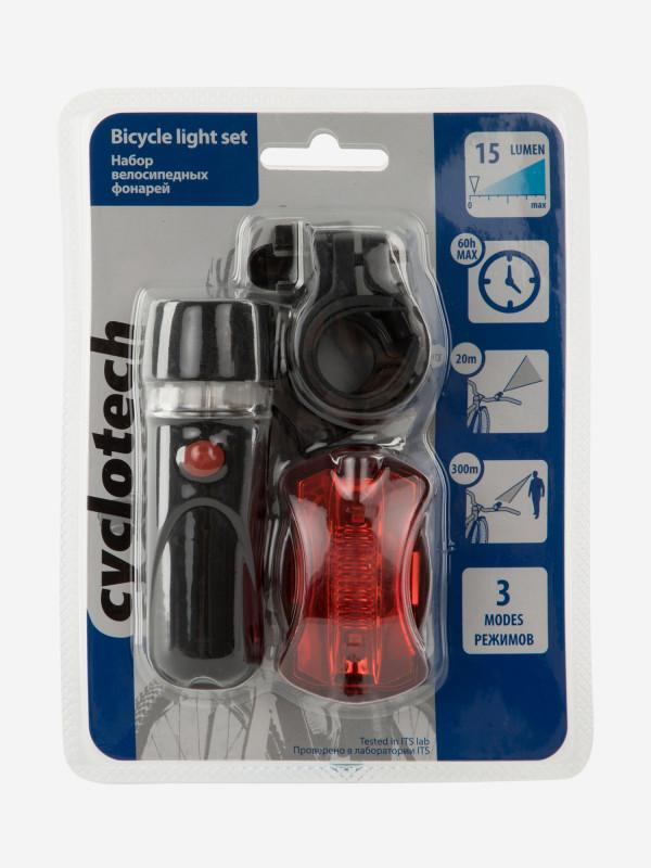 Набор велосипедных фонарей Cyclotech — фото №5