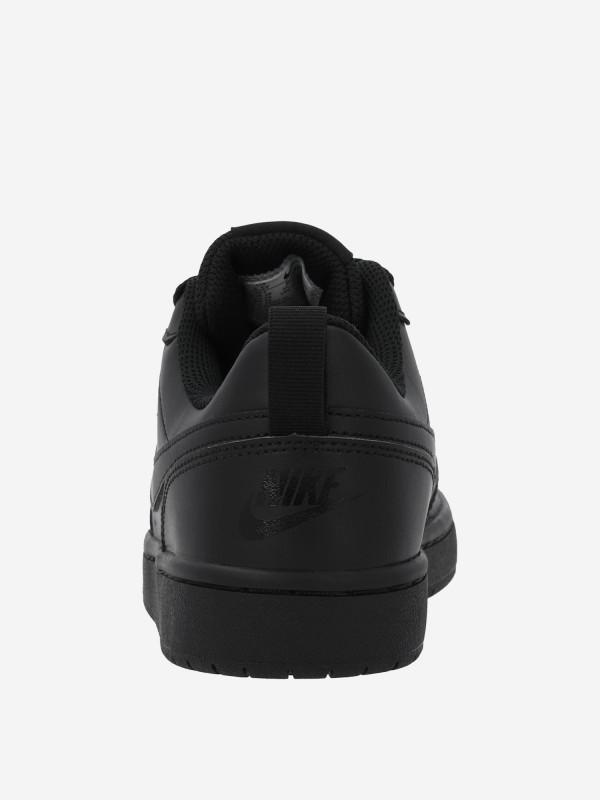 Кеды для мальчиков Nike Court Borough Low 2 (Gs) — фото №3