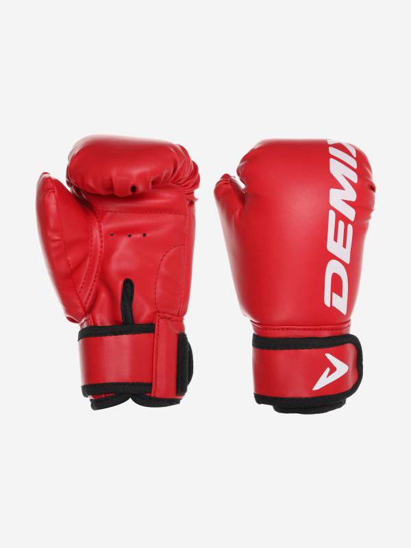 Набор боксерский детский Demix Gift Box, мешок 5 кг и перчатки 4 oz — фото №3