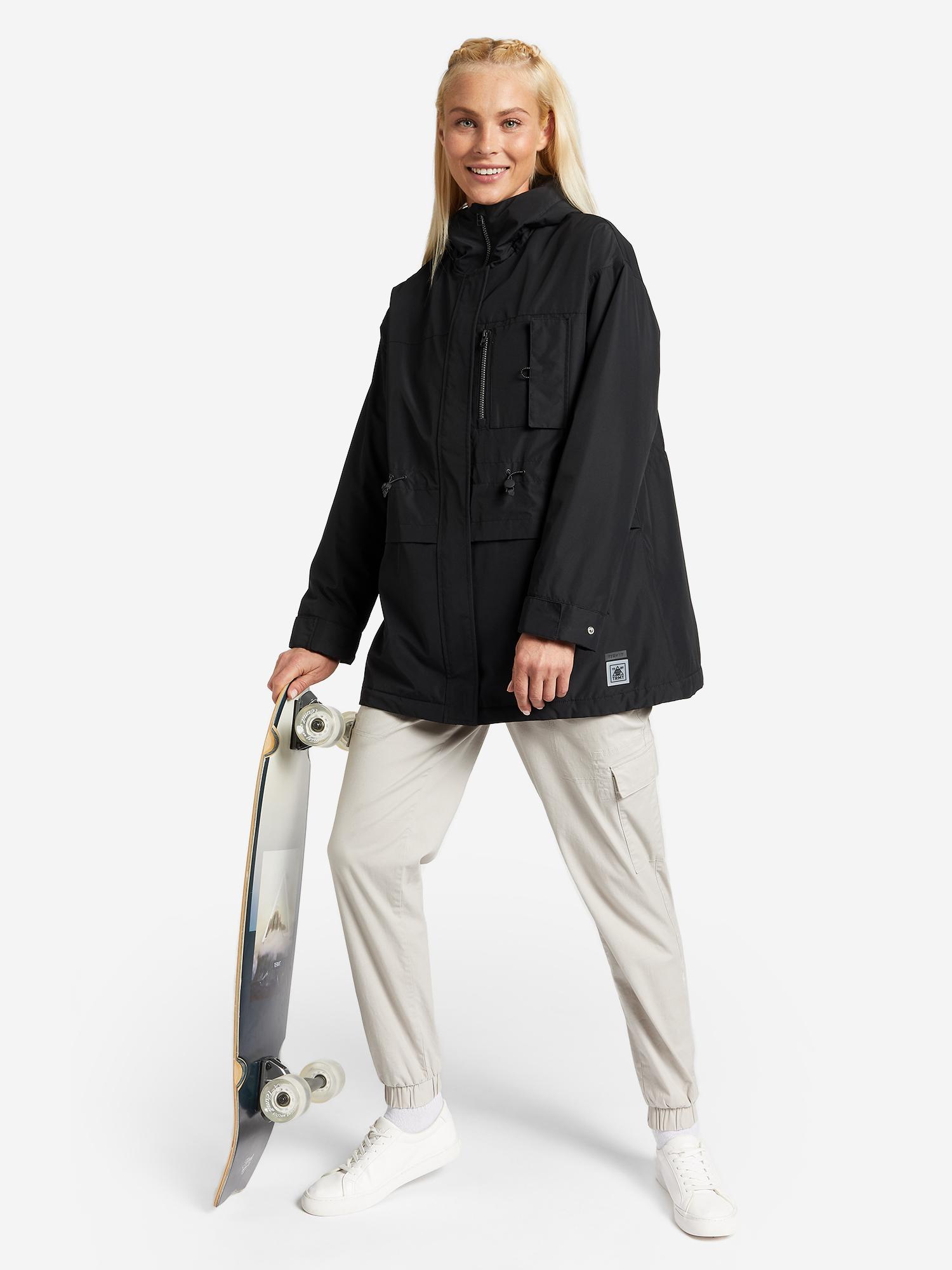 куртка утепленная женская termit артикул hbmjjq5bb4