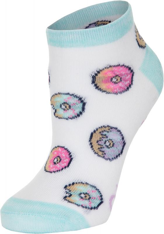 Носки для девочек Skechers, 3 пары — фото №3