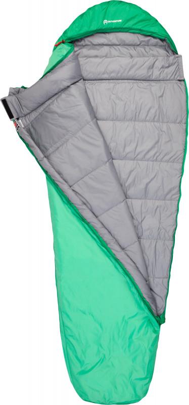 Спальный мешок Outventure TREK +3 левосторонний — фото №3