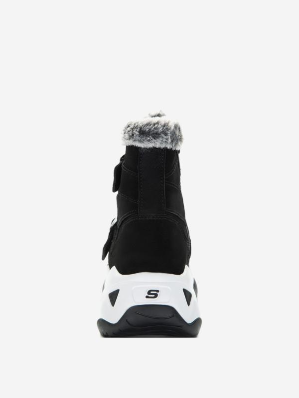 Сапоги утепленные женские Skechers D'Lites 3.0 Space Case — фото №3