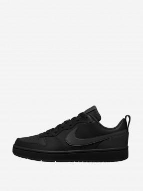 Кеды для мальчиков Nike Court Borough Low 2 (Gs) Купить в Спортмастер