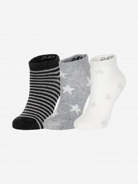 Носки для девочек Demix, 3 пары Купить в Спортмастер