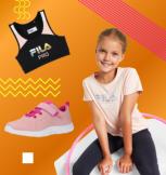 Комплект для бега и физкультуры